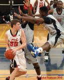 St Lawrence College vs Seneca M-Basketball 01-12-13