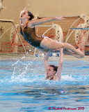 Canadian University Synchronized Swimming League Eastern Championship 01-13-13