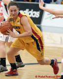 Queen's vs Ottawa W-Basketball 02-02-13