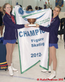 OUA Figure Skating Championship Awards 02-13-13