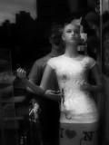 Mannequins In Window
