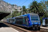 The Z 23501 at Beaulieu-sur-Mer, between Montecarlo and Nice.