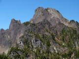 Mt. Baker/Snoqualmie N.F. - Mount Forgotten