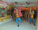 IMG_7824 Art Graffiti in Lima, Peru