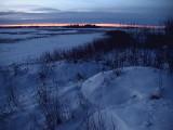 2012 Final Sunset on Webcam
