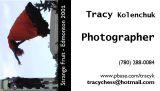 Published Photos: Business Cards