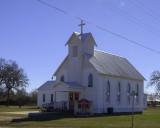 St. Johns Lutheran Church, Ellinger, TX