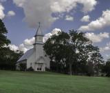 The Mill Creek Church, Bellville, TX
