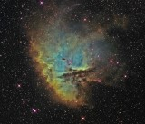 NGC281 in Cassiopeia