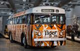 The Tiger Tea Trolly bus.