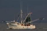 Shrimp boat-Pamlico Sound