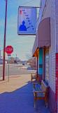 Historic part of Pueblo, CO. HDR.