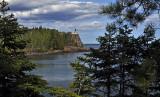 Split Rock Lighthouse-Lake Superior.
