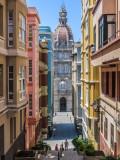 Side street, A Coruña