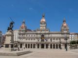 Ayuntamiento, A Coruña