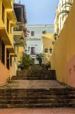 Callejon Caleta de las Monjas