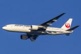 Japan Airlines - JAL Boeing 777-246/ER JA711J