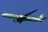 EVA Air Boeing 777-35E/ER B-16702