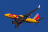 Southwest Airlines Boeing 737-7H4 New Mexico One N781WN