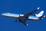 KLM - Royal Dutch Airlines McDonnell Douglas MD-11 Florence Nightingale PH-KCD