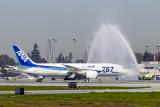 1/11/2013  All Nippon Airways - ANA Boeing 787-8 Dreamliner JA813A