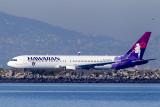 Hawaiian Air Boeing 767-3CB/ER N592HA