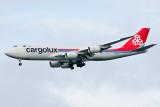 Cargolux Airlines International Boeing 747-8R7F N5573S (LX-VCC)