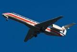 American Eagle Embraer EMB-135KL ERJ-140LR N853AE