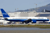 "United Airlines Boeing 757-222 ""Oprah Winfrey Show Farewell Season Plane"" N542UA"
