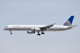 Continental Airlines Boeing 757-324  N56859