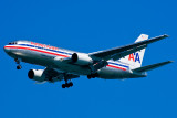 American Airlines Boeing 767-223 ER N329AA