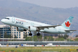 Air Canada Jetz Airbus A320-211 C-FPWD
