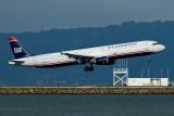 US Airways Airbus A321-211 N163US