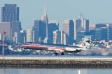 American Airlines McDonnell Douglas MD-83 N984TW