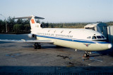 Civil Aviation Administration of China Hawker Siddeley HS-121 Trident 2E B-292