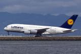Lufthansa Airbus A380-841 Frankfurt am Main D-AIMA