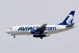 Aviacsa Airlines Boeing 737-201  XA-UAA