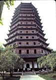 Liuhe Pagoda, Hangzhou, China