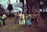 Erica's wedding March 1973