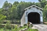 Covered Bridge in Indiana 100