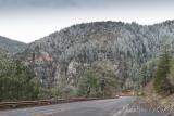 On the road to Sedona, AZ