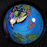 Golden Continent Size: 1.49 Price: SOLD