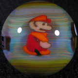 It's-a-me, Mario!  Size: 1.32  Price: SOLD