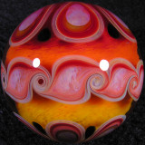 Twirlessent Sunset  Size: 1.48 Price: SOLD