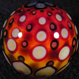 Fifty Fancy Sunsets  Size: 1.53 Price: SOLD