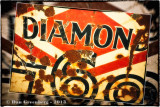 Diamond Petroleum Sign