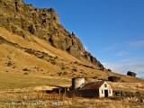 Old Barn and Grain Silo