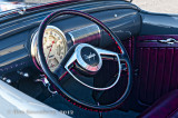 Lincoln Zephyr Steering Wheel and Gauges