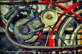 Old Pedal Bike with a Whizzer Motor Kit