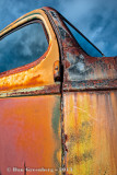 Old Paint, Rust and Sky
